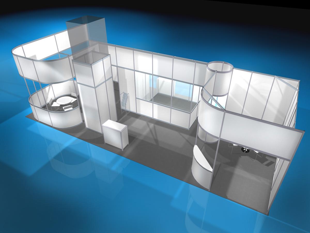 Modular Exhibition Stand Design : Modular exhibition stand design systems